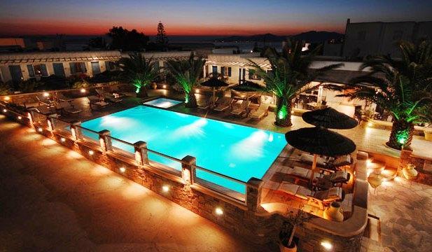 Petinaros Hotel - dream vacation