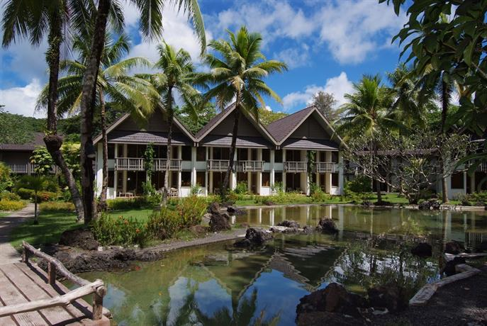 Palau Pacific Resort Koror - dream vacation