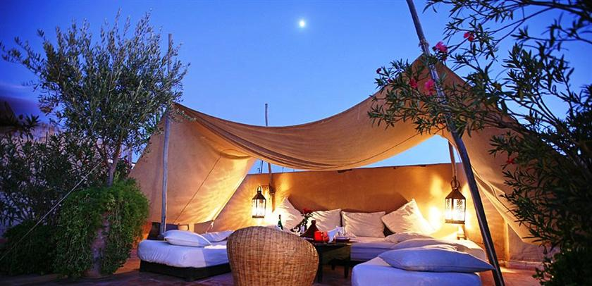 Riad O2 Hotel Marrakech - dream vacation