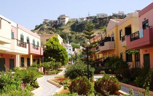 Villa Platanias - dream vacation