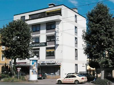 Stadthotel Augsburg - dream vacation
