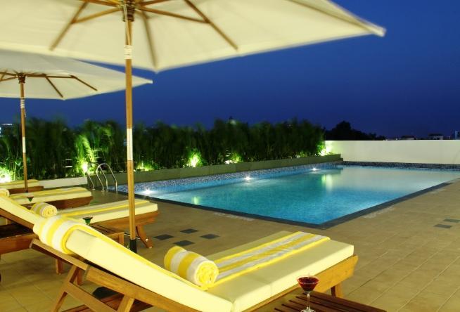 Lemon Tree Hotel City Center Bengaluru - dream vacation