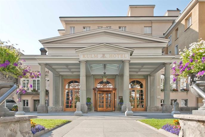 Kulm Hotel Davos - dream vacation