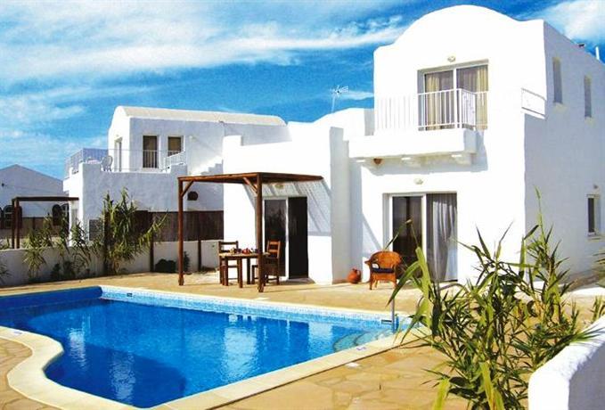 Thalassines Beach Villas - dream vacation