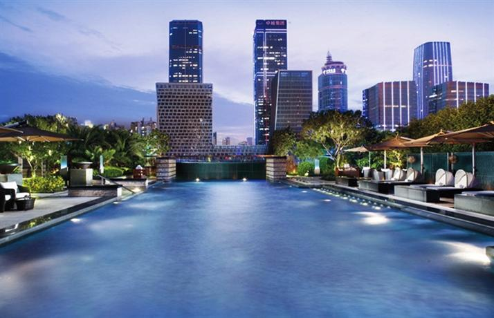 The Ritz-Carlton Shenzhen - dream vacation