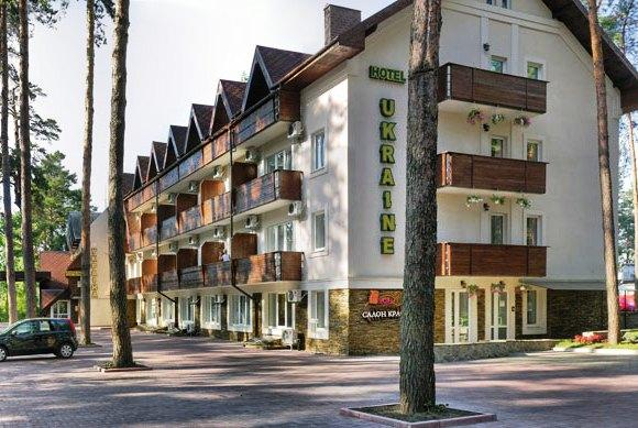 Ukraina Hotel Cherkassy - dream vacation