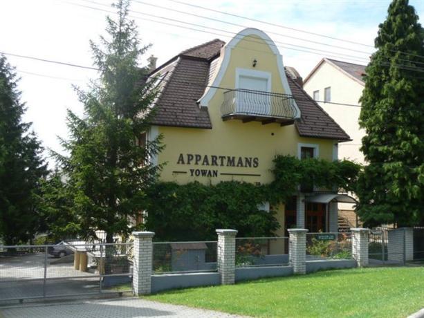Appartmans Yowan - dream vacation