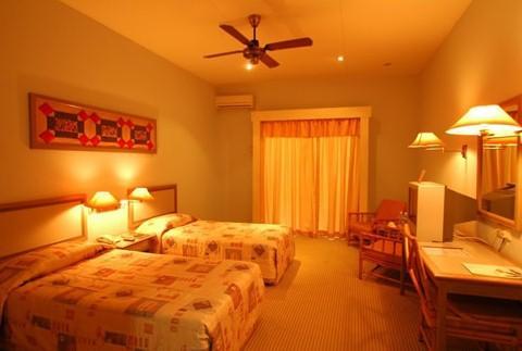 撒哈巴特费达居住酒店