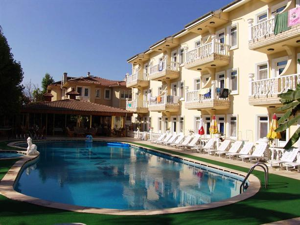Cenk Bey Hotel - dream vacation