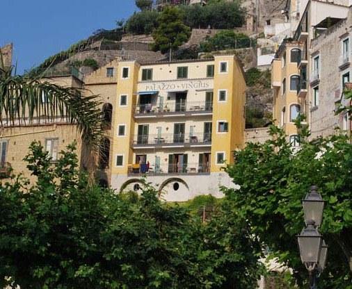 Palazzo Vingius Hotel Minori - dream vacation