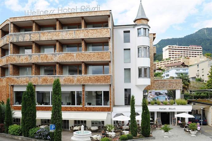Wellness Hotel Rossli Weggis - dream vacation