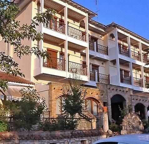 Nefeli Hotel Kozani - dream vacation