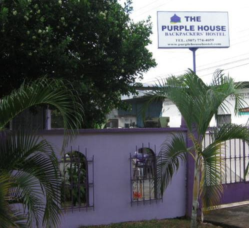 The Purple House International Backpackers Hostel - dream vacation