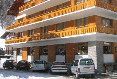 Dom Hotel Saas-Grund - dream vacation