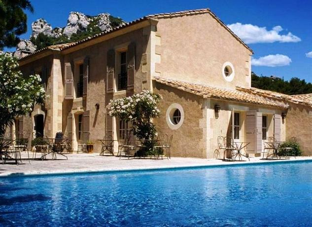 La Benvengudo Bastide des Baux - Les Baux-de-Provence -