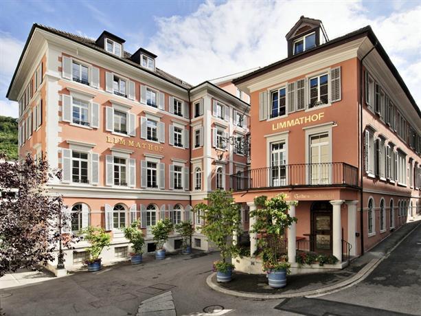 Limmathof Baden Hotel & SPA - dream vacation