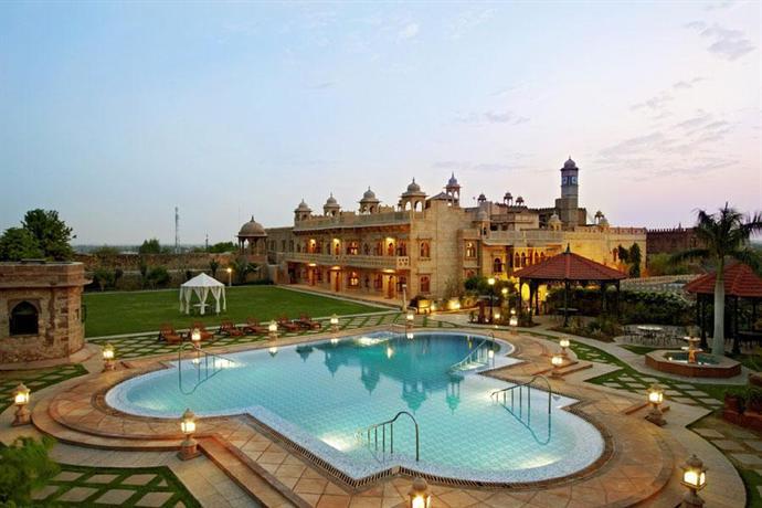 Welcomheritage Khimsar Fort Hotel Nagaur - dream vacation
