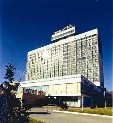 Mir Hotel Kharkiv - dream vacation