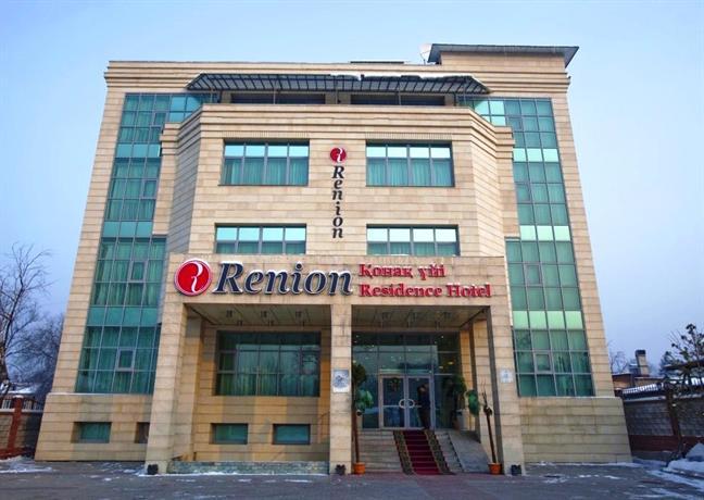 Отель Renion Residence