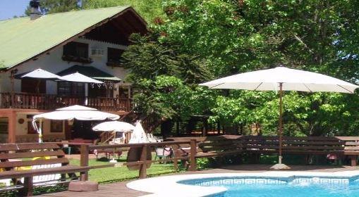 Alpenhaus Hosteria Spa - dream vacation