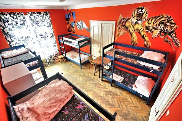 Downtown Backpacker\'s Hostel Bratislava - dream vacation