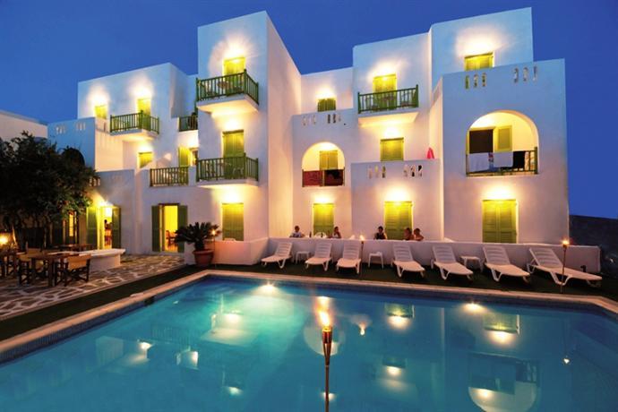 Arandis Inn Hotel Paros - Paros - Auberge