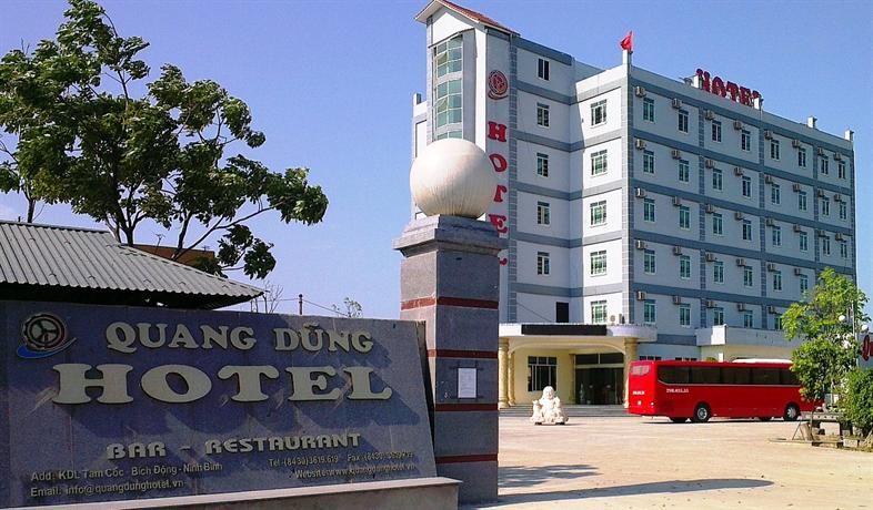 Quang Dung Hotel - dream vacation