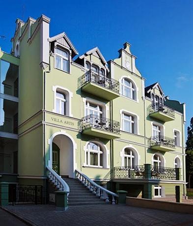 Apartamenty Villa Artis Swinoujscie - dream vacation