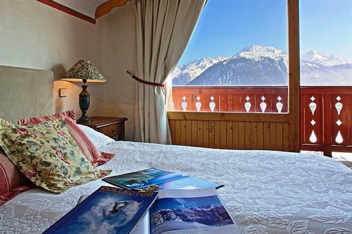 Grand Hotel Au Rond Point Des Pistes Courchevel