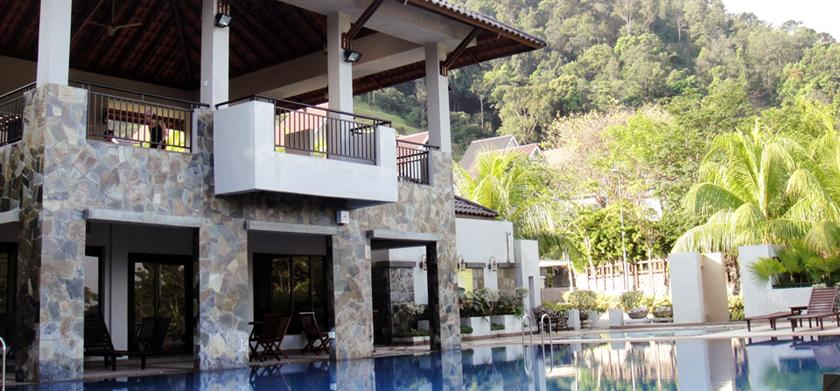 Villa @ Batu Ferringhi - dream vacation