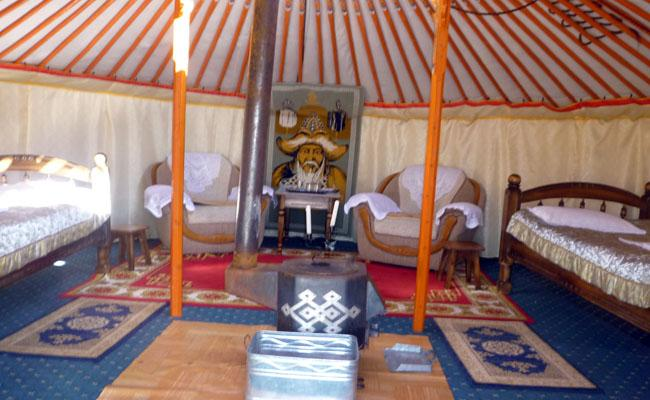 Steppe Nomads Tourist Camp - dream vacation