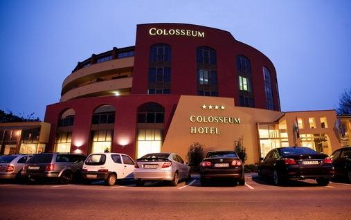Colosseum Hotel Morahalom - dream vacation