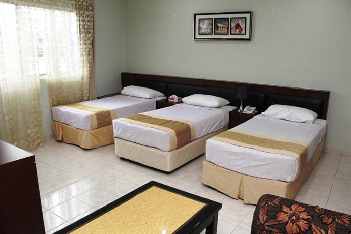Bayu View Hotel - dream vacation