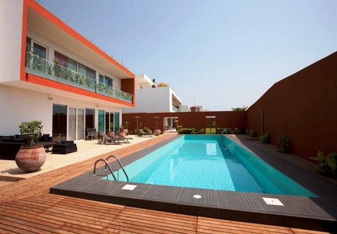 Maison Rouge Cotonou - dream vacation