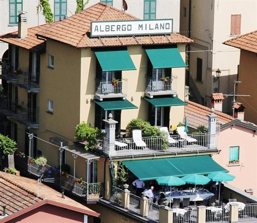 Albergo milano hotel apartments varenna compare deals for Hotel milano