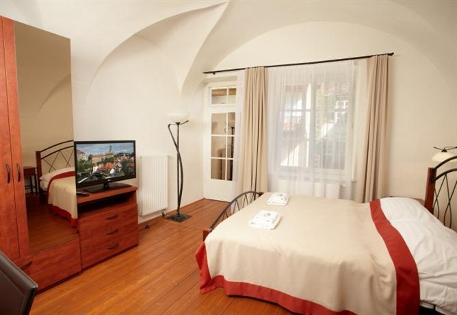 Residence Muzeum Vltavinu - dream vacation