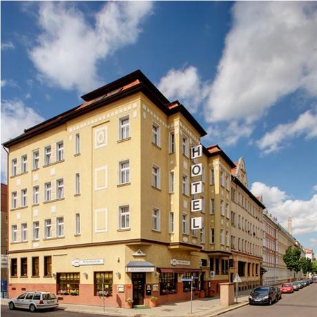 Hotel Alt-Connewitz - dream vacation