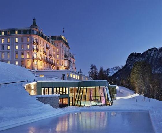 Grand Hotel Kronenhof - dream vacation
