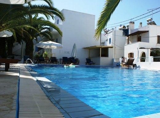 Sagterra Hotel Naxos - Naxos -