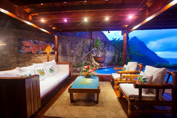 Ladera Resort Soufriere - dream vacation