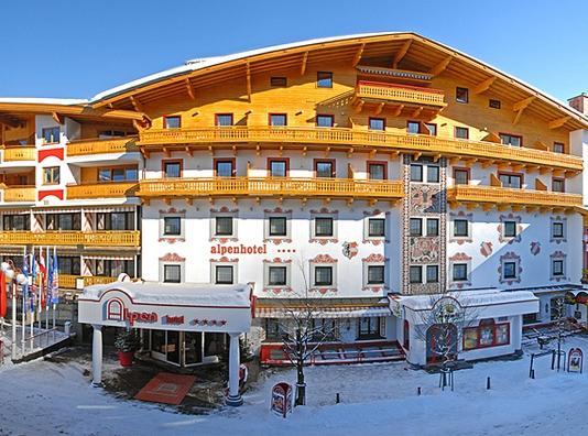 Alpenhotel Saalbach - dream vacation