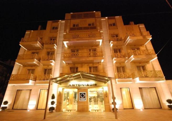 Hotel Antoniadis - dream vacation