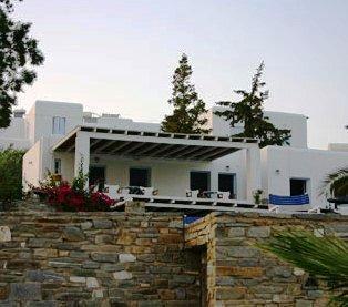 Parian Village - Paros -