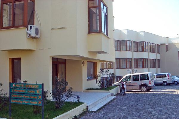 Berksoy Hotel Izmir - dream vacation