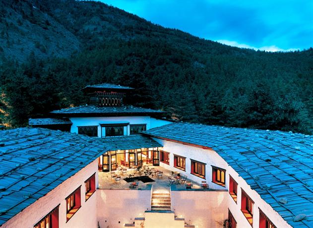 Uma Hotel Paro - dream vacation