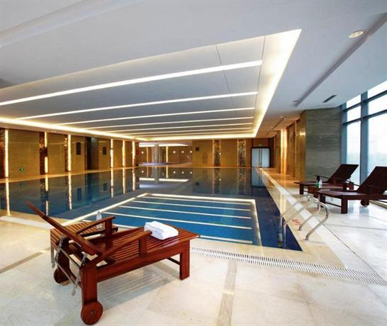 Jinji Lake Shilla Hotel Suzhou - dream vacation
