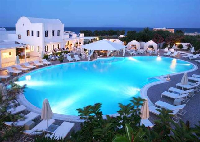 Imperial Med Resort And Spa Agia Paraskevi Santorini - dream vacation