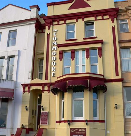 The Commodore Bed and Breakfast Paignton - dream vacation