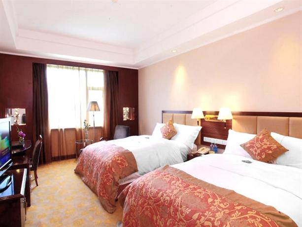 Guangxi Wharton International Hotel - dream vacation