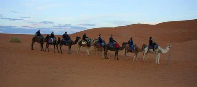 Camel Bivouac Merzouga - dream vacation